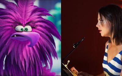 Macarena Gomez is Zeta in Angry Birds 2: The Movie